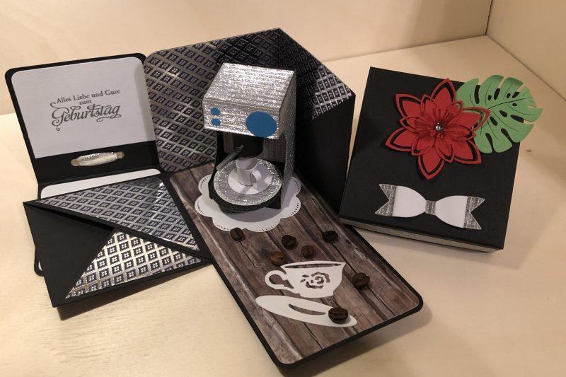 Kaffeemaschinen-Zuschuss-Box