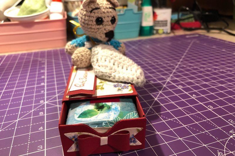 Schuffeltuch- und 1. Hilfe Teddy wünschen gute Besserung!