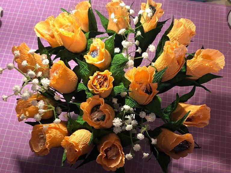 Ein etwas anderer Blumenstrauß
