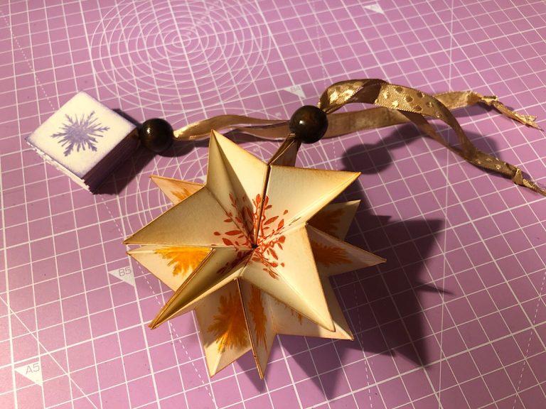 Christmas-Star to go