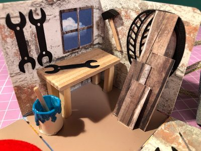 Werkstatt-Box