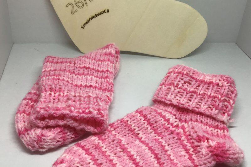 kuschelwarme Socken für kleine Füße