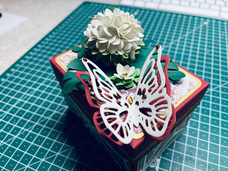 Blütenbox